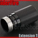 SpiderFire CR123A 16340 Extension Tube For X03 L2 Flashlight Surefire 6P 9P