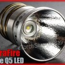 UltraFire Cree XR-E Q5 5 mode 250 LM LED Bulb Surefire