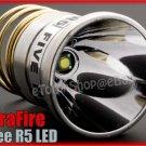 UltraFire Cree XP-G R5 5 mode 380 LM LED Bulb Surefire