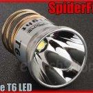 SpiderFire Cree XM-L T6 5 mode 750LM 3.7v-7.4v LED Bulb *F Surefire 6P 9P*