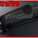 UltraFire #114 Nylon Holster for 80 x 25mm Solarforce Surefire Flashlight Torch