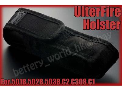 UltraFire 119# Holster for Solarforce Surefire 6P G2 6V