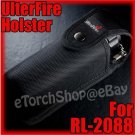 UltraFire 2088 Holster for Solarforce Surefire Fenix
