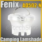 Fenix Flashlight Diffuser Tip AD502-N Camping Lampshade Adapter For TK 11 12 15