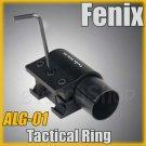 "Fenix Aluminum 20mm Rail Mount ALG-01 1"" 23.6-26mm Flashlight Airsoft Paintball"