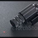 Mini Adjustable Red Laser Sight with 20mm Rail Mount 1mW 2027 Airsoft Paintball
