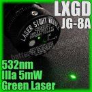 LXGD 532nm 5mW Green Laser Airsoft Tactical JG-8A