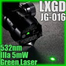 LXGD 532nm 5mW Green Laser Airsoft Tactical JG-016