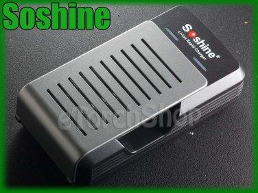 Soshine SC-S2 Intelligent Li ion Battery Charger 18650