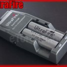 Ultrafire WF 139 100-240V Charger W Car Plug 2x 18650 2500mAh Protected Battery