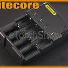 Nitecore Intellicharger i4 Universal Li-ion Ni-MH 18650 16340 AA Battery Charger