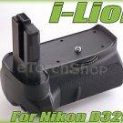 i-Lion Hand Grip For Nikon D3200 D3100 MB D31 Vertical Pack F EN-EL14 Battery