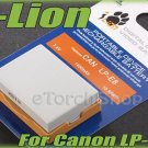 i-Lion LP-E8 1400 mAh 7.4V Battery Japan Cells For Canon EOS 600D 650D Kiss T4i
