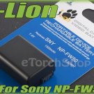 i-Lion NP-FW50 1300 mAh 7.4V Battery Japan Cells For Sony NEX 3 5 7 ALT-A 35 55