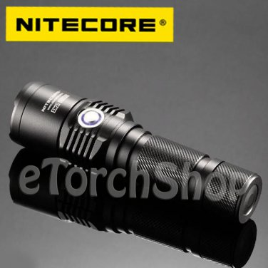Nitecore EC25 Cree U2 LED 860LM Flashlight CR123A 18650
