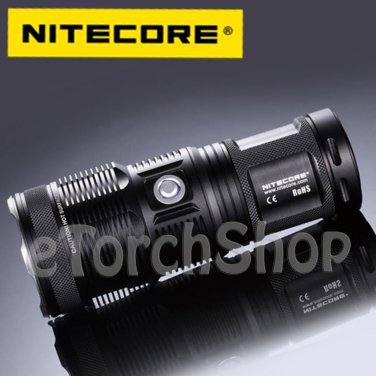 Nitecore TM15 3x Cree U2 LED 2450LM 18650 Tiny Monster Flashlight
