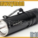 Sunwayman R10R Cree G2 LED 205LM CR123A Flashlight