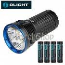 Olight X7 MARAUDER Searchlight Flashlight Torch With 4x 3500mAh 18650 Battery