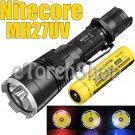 Nitecore MH27UV Set USB Rechargeable Flashlight Torch NL1835 3500 18650 Battery