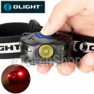 Olight H05S ACTIVE CREE L2 & Red LED Motion Sensor Headlight Torch AAA Battery