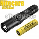 Nitecore EC23 Cree XHP35 LED 1800LM 5Mo Flashlight Torch With 3100 18650 Battery