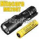 Nitecore MH20GT Set Cree LED USB Rechargeable Flashlight W NL189 3400mAh 18650