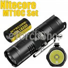 Nitecore MT10C Cree L2 & Red LED 920LM 5Mo Flashlight Torch W NI18350A Battery