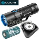 Olight S10R II Baton CREE LED Flashlight Torch W RCR123 USB Rechargeable Battery