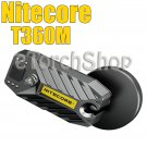 Nitecore T360M Ball Head Free Rotate USB Rechargeable HeadLamp Flashlight Torch