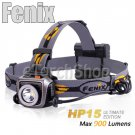 Fenix HP15UE Ultimate Cree L2 LED 900LM 6Mo AA Battery Headlamp Flashlight Torch
