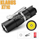 KLARUS XT1C Cree V3 LED 700LM Dual Button Flashlight With 700mAh 16340 Battery