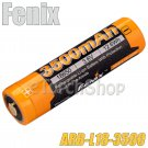 Fenix 1x ARB L18 3500mAh Protected 3.7v 18650 Rechargeable Li-ion Battery