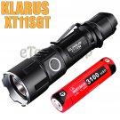 KLARUS XT11GT XHP35 LED 2000LM USB Rechargeable Flashlight Torch 3100mAh 18650