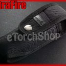 UltraFire #112 Black Nylon Holster for 12 x 4 x 3 cm Flashlight 501 502 503 6P