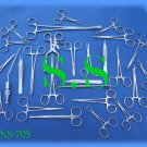 PLASTIC Set Micro & Orthopedic Surgical Pack Forceps