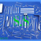 TRAUMATOLOGIA SET  SURGICAL INSTRUMENTS