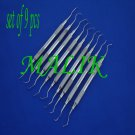 108 Gracey Curette 90 Instruments Basic Dental Insts