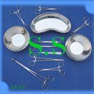 Nasal Reduction Set Surgical Instruments