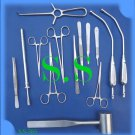 Cheast Surgery Set Surgical Instruments