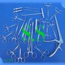 Basic Craniotomy Instrument Set