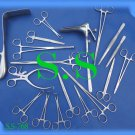 Gynic Surgical  Instruments Set