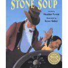 Stone Soup--Heather Forest Edition PLUS Shiitake Mushrooms and an Actual Stone--Price includes S&H.