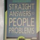 Straight Answers to People Problems--Price includes S&H.