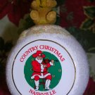 Christmas Ornament Country Christmas Nashville, Price Includes S&H