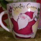 Eddie Bauer Santa Coffee Mug , Price Includes S&H