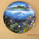 "Plate ""A Discovery off Anahola"" by Robert Lyn Nelson, Price Includes S&H"