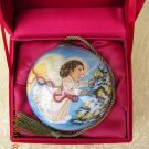 Christmas Ornament Gentle Light Dona Gelsinger, Price Includes S&H