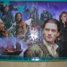Pirate Lunch Box and Puzzle with two pieces missing!  Price Includes S&H