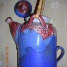 Teapot Handmade, Price Includes S&H