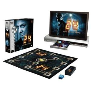 24 Kiefer Sutherland DVD Board Game, Price Includes S&H